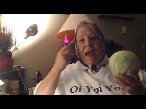 Baba's Ukrainian Cabbage Proverb