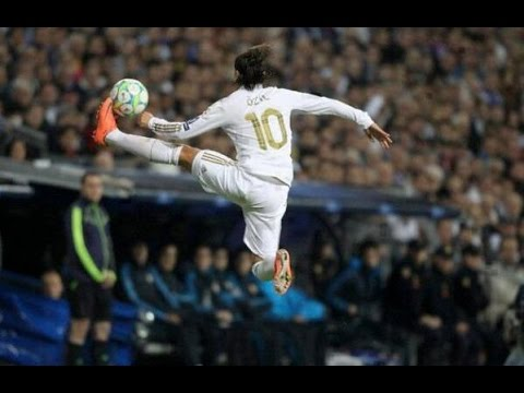 Mesut Ozil ● The Silent Genius ● Best Skills Ever HD
