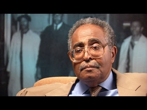 Franklin McCain of the Greensboro Four