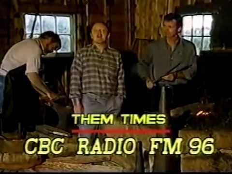 CBC Radio Prince Edward Island 1988 Commercial