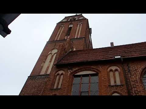 Gustrow 16  kwietnia 2018  Katedra