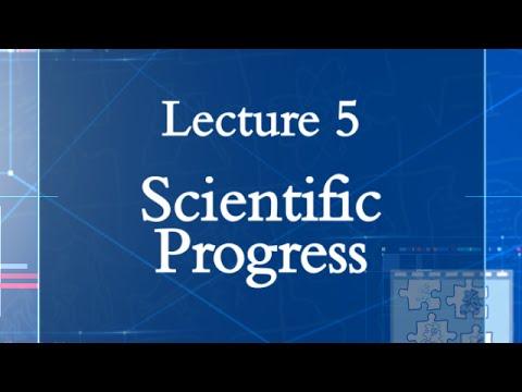 HPS100 Lecture 05: Scientific Progress