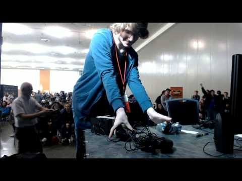 Genesis 4 - Mr. Lz Vs. FS | Full Stream - Grand Finals - Rivals of Aether