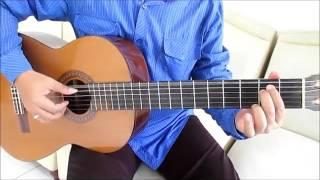 Belajar Kunci Gitar Isyana Sarasvati Tetap Dalam Jiwa Petikan Mudah