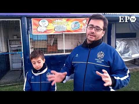 ⚽| Tiziano y un partido que ganó por goleada |⚽