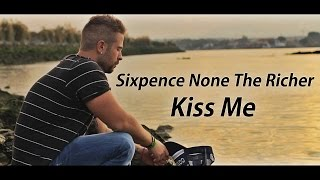 """Kiss Me"" - Sixpence None The Richer (Akouf"