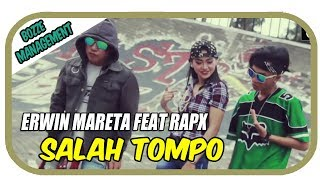 Erwin Mareta Feat RapX - Salah Tompo [Official Music Video] House Mix Ver