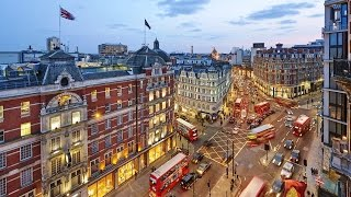 Where Is A Very British Hotel Filmed? Mandarin Oriental Hyde Park, London, United Kingdom, 5* Hotel