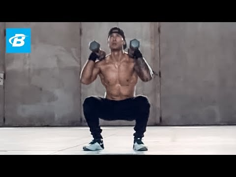Dumbbell Front Squat | Exercise Guide
