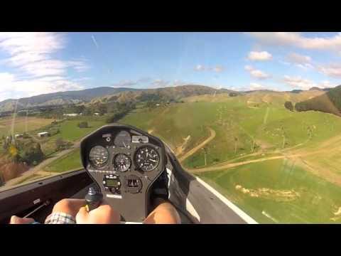 Gliding Paraparaumu