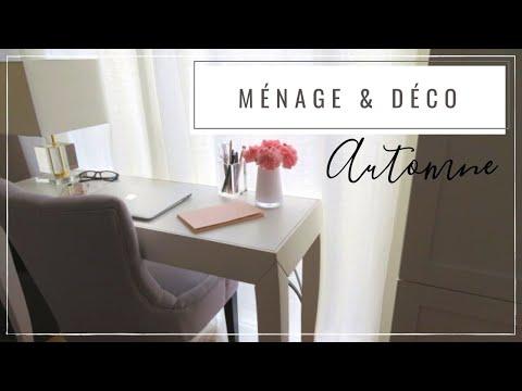 vlog-petits-changements-deco,-menage-&-recette-facile...-automne-2020