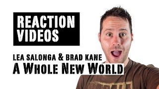 lea salonga and brad kane perform a whole new world on good morning america   reaction
