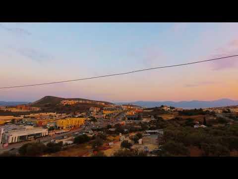 Time Lapse Kusadasi / Izmir Sunset 2017 4K