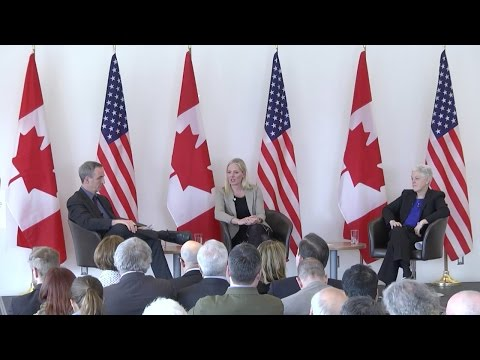 "Minister McKenna and Obama's EPA administrator lie ""for the environment"""