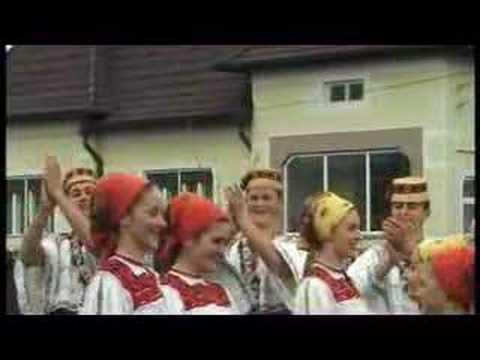 Romanian Traditional Dance - Transylvania - Maramures