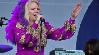Lulu HUGHES Trust In Me / Get It While You Can JANIS Pearl Montreal JAZZ Festival  2016