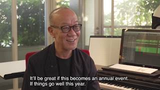 Joe Hisaishi presents MUSIC FUTURE Vol.5 - Joe Hisaishi Interview