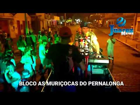PORTAL JUAREZ NEWS - Carnaval 2018 (Bloco As Muriçocas do Pernalonga)