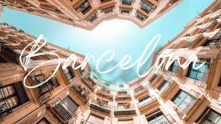 BARCELONA CITY | GOPRO HERO 5 | 3 min Cinematic film through a local eyes