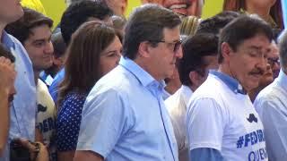 Convenção do PSDB e Pros - Raimundo Cordeiro