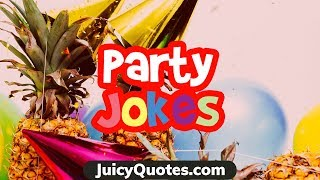 Funny Party Jokes - Best Jokes to share at a party! #funny #funnyjokes #trynottolaugh