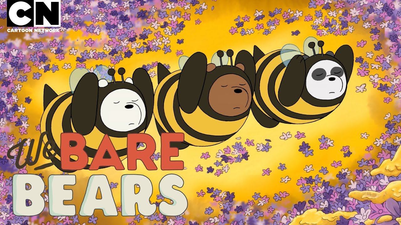 We Bare Bears Beehive Preview Cartoon Network Youtube