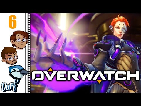 Let's Play Overwatch Part 6 - Moira thumbnail