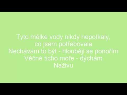 Alan Walker Faded-Český Lyrics!!