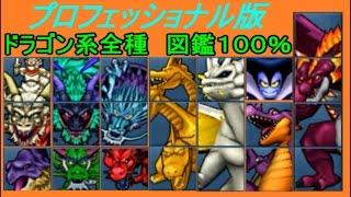 ドラクエジョーカー3プロフェッショナル #106 ドラゴン系100% プロフェッショナル版図鑑コンプリート 伝説のドラゴンマスター kazuboのゲーム実況