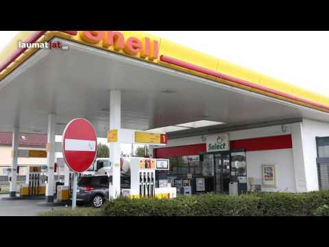 Bewaffneter Überfall auf Tankstelle in Traun