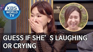 Guess if she's laughing or crying [Happy Together/2020.02.20]