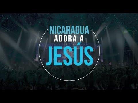 EN VIVO - NICARAGUA ADORA A JESÚS - SÁBADO 16 DICIEMBRE 2017