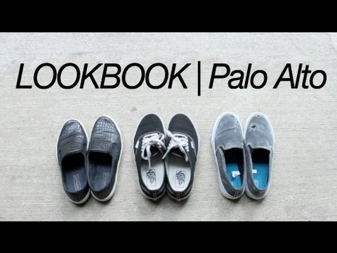 LOOKBOOK | Inspired by Palo Alto