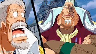 "MONKEY D. KONG - The Legendary Marine | ""KING KONG"" 