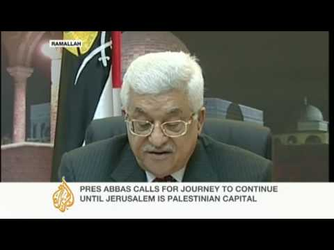 Mahmoud Abbas' addresses the Palestinian people - 31 Dec 08