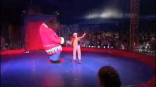 Цирк шапито Торнадо. Санкт-Петербург. Программа «Цирк на льду / В мире животных»