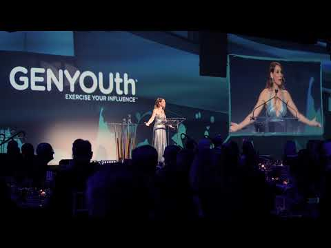 GENYOUth Gala 2017 | Full Speech - Alexis Glick