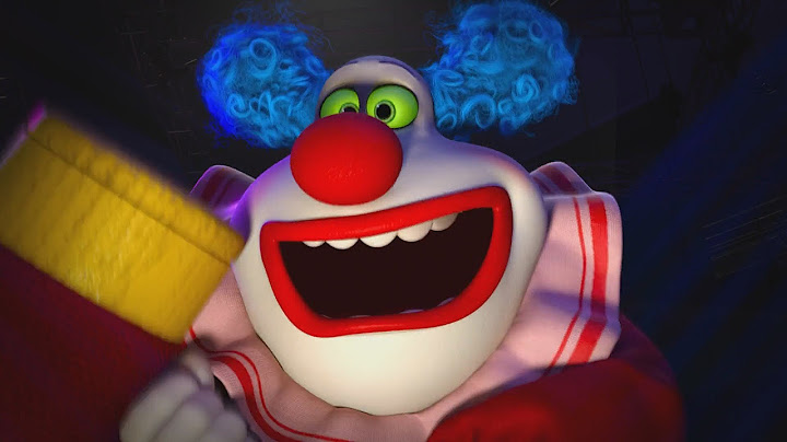 inside out  jangles the clown