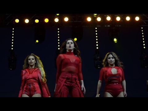 FIFTH HARMONY BIG BAD WOLF LIVE IN NEW ORLEANS