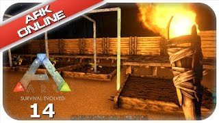 Tutorial Feld anbauen/irrigation/farming/harvest - ARK: Survival Evolved #14 | Onkel Bens LPs