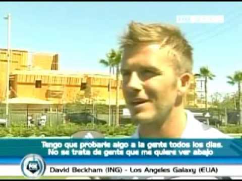 Fox Sports Latin America Noticias..Beckham