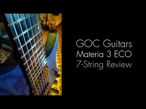 GOC Guitars Materia