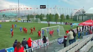 Барс ФК (2006) - ФК Динамо Москва  (2 - 3)