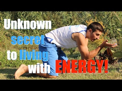 Unknown Secret to Living with Energy - The Thought Gym