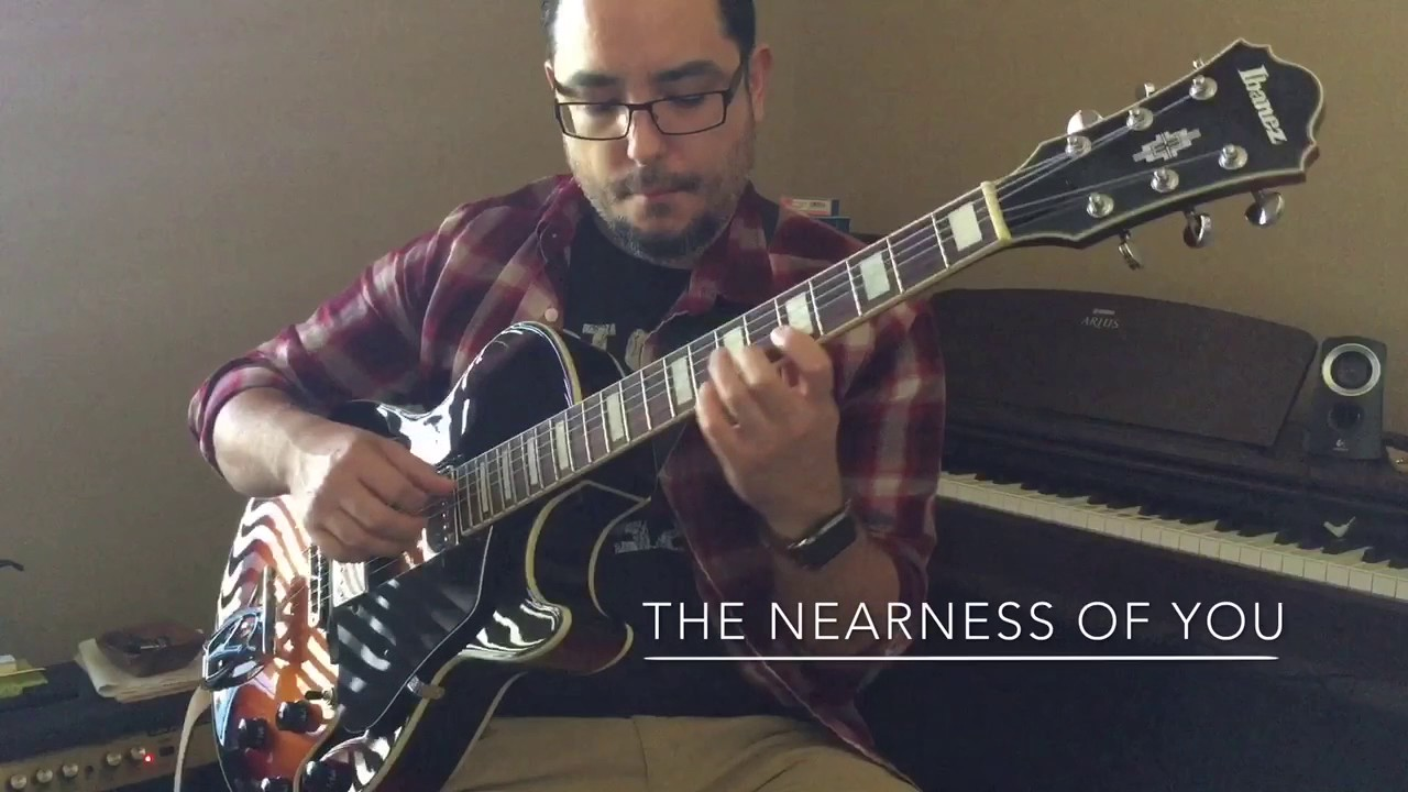The nearness of you chord melody youtube the nearness of you chord melody hexwebz Gallery