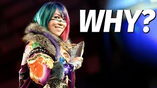 Why You're Not Seeing Asuka On WWE SmackDown