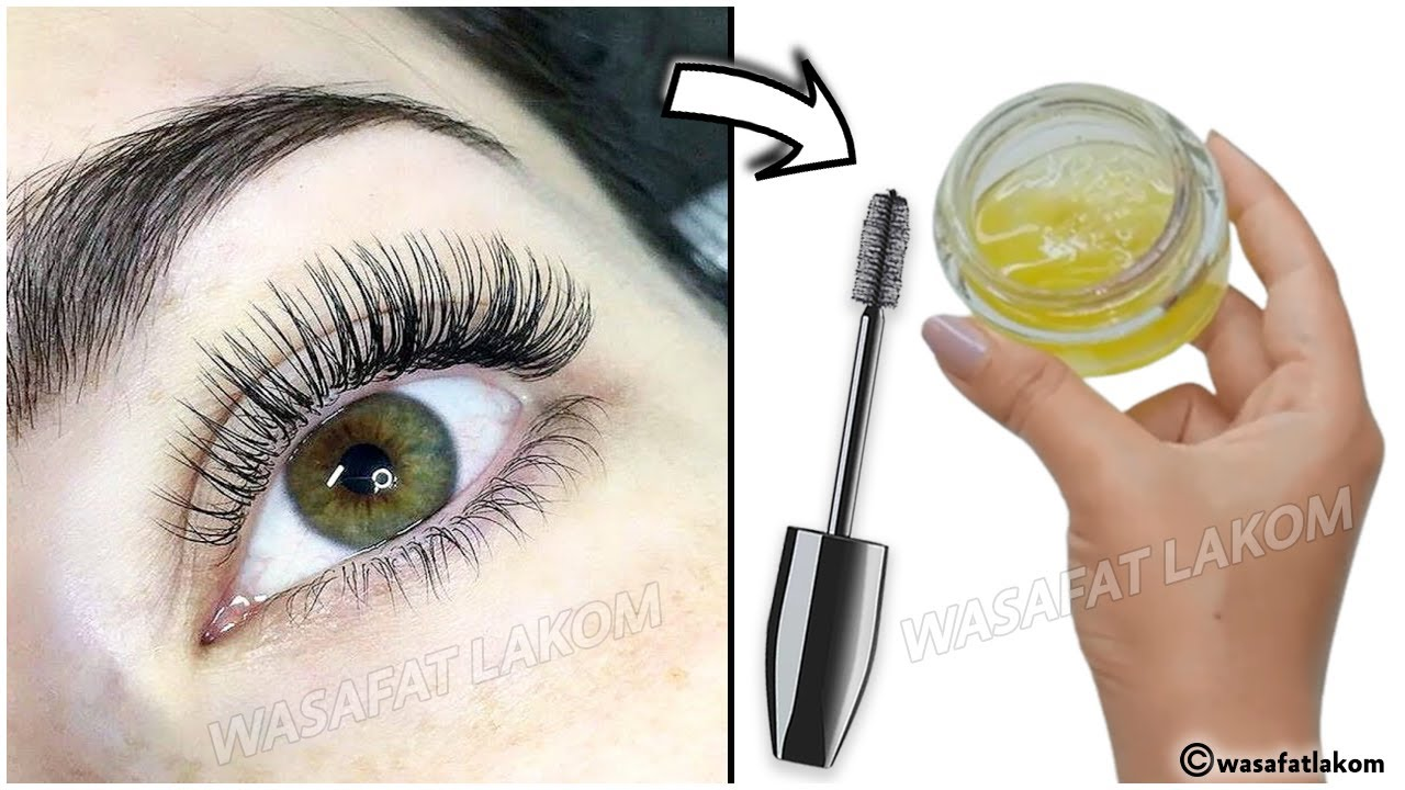 How To Grow Eyebrows and eyelashes FAST (Thick and Natural)