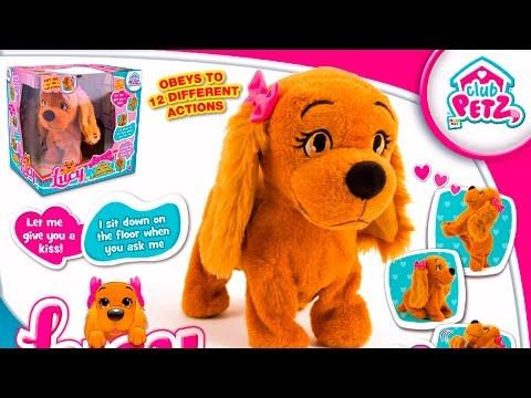 Интерактивная игрушка для детей Лучшие игрушки для девочек на детском канале Vika and Clown