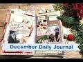 December Daily - Christmas Journal 2018
