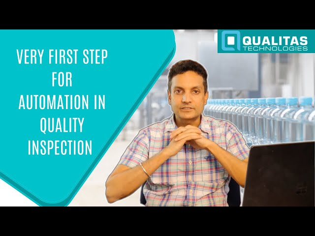 4 steps of Pre process automation to design machine vision system